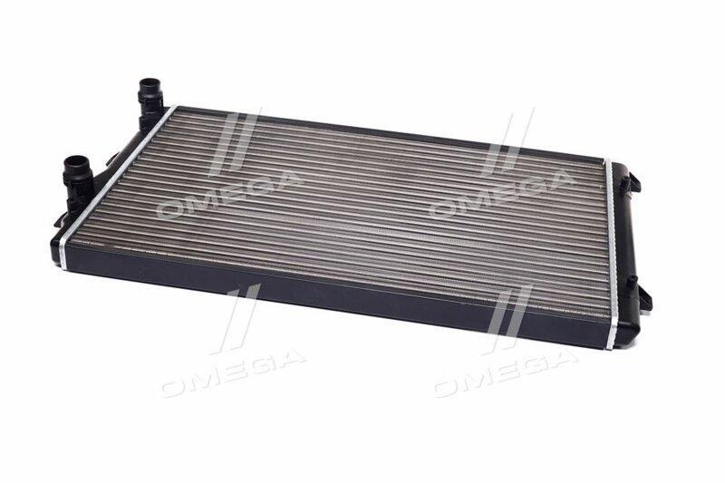Радиатор охлаждения  ШКОДА ОКТАВИЯ/КАДДИ/ПАССАТ 04- (TEMPEST) (арт. TP.15.65.280A)