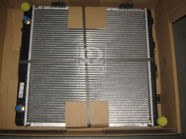 Радиатор охлаждения MERCEDES E-CLASS W 124 (84-) 200E (пр-во Nissens) (арт. 62751A)