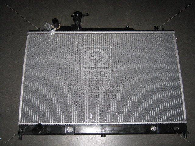 Радиатор охлаждения МАЗДА CX-7 (ER) (07-) (пр-во Nissens) (арт. 68524)