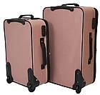 Набор дорожных чемоданов Bonro Best 2 шт комплект, фото 4