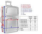Набор дорожных чемоданов Bonro Best 2 шт комплект, фото 7