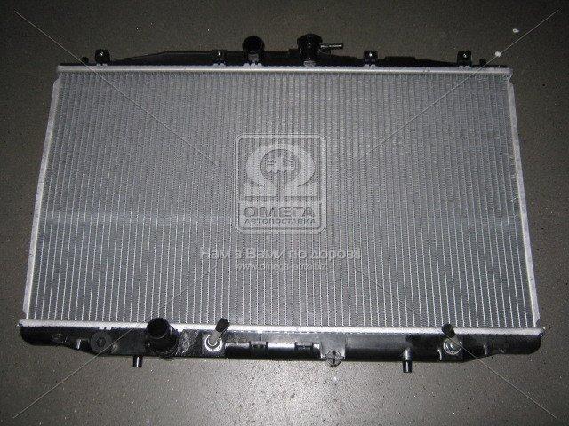 Радиатор охлаждения ХОНДА АККОРД VII (CL, CM) (03-) 2.4 i 16V (пр-во Nissens) (арт. 68112)