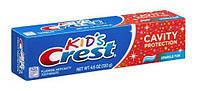Детская зубная паста Crest Kids Cavity Protection Sparkle Fun 130 грамм