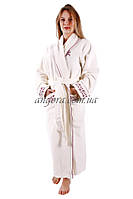 Халат с вышивкой (женский) NUSA, фото 1