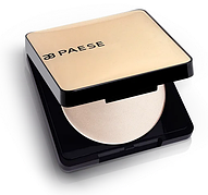 Компактная увлажняющая пудра с защитой SPF 30 (1W, alabaster) PAESE, 9 г