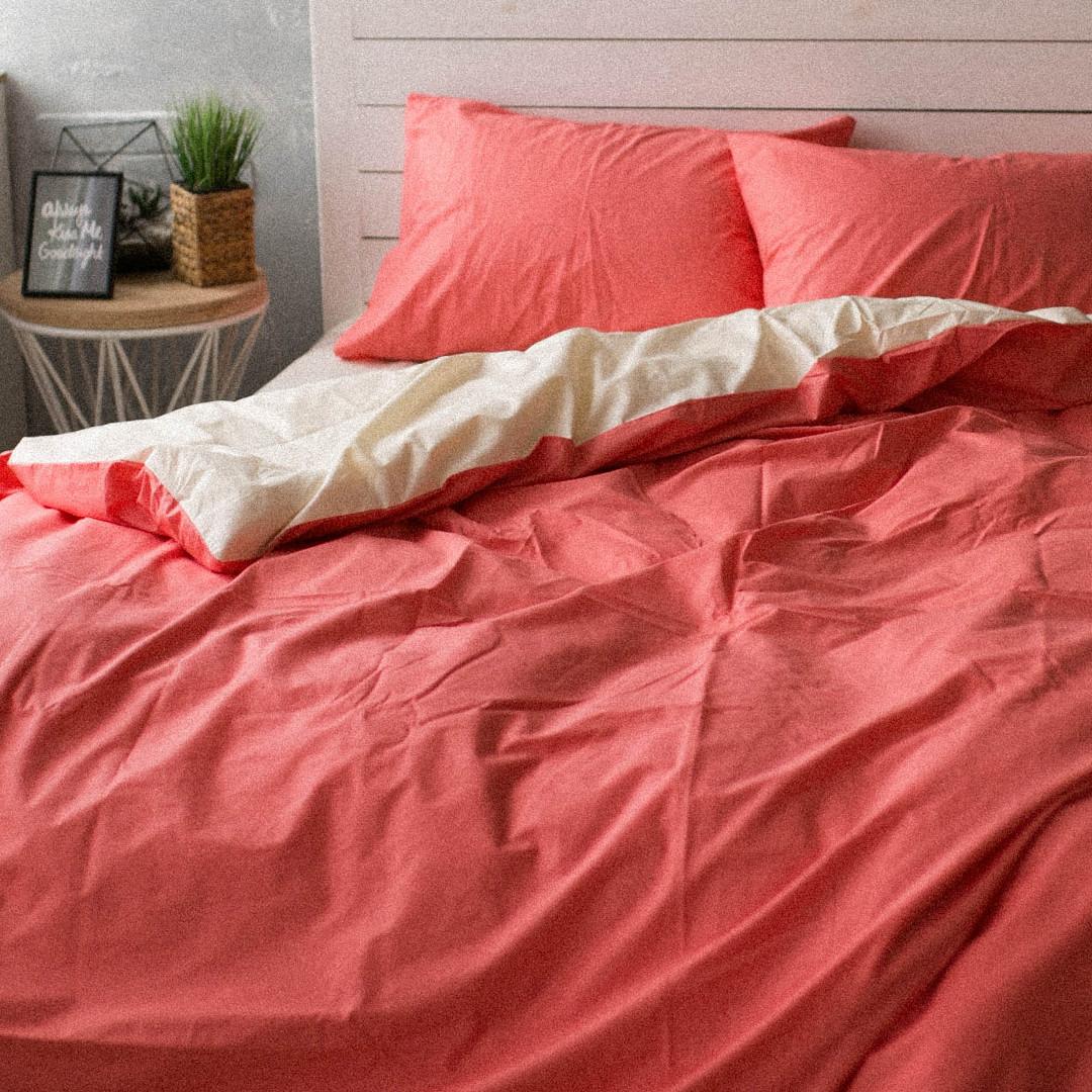 Комплект постельного белья из поплина Турция 100% хлопок, постельное белье поплин PF009 Семейный