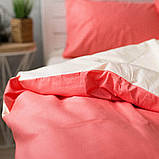Комплект постельного белья из поплина Турция 100% хлопок, постельное белье поплин PF009 Семейный, фото 2
