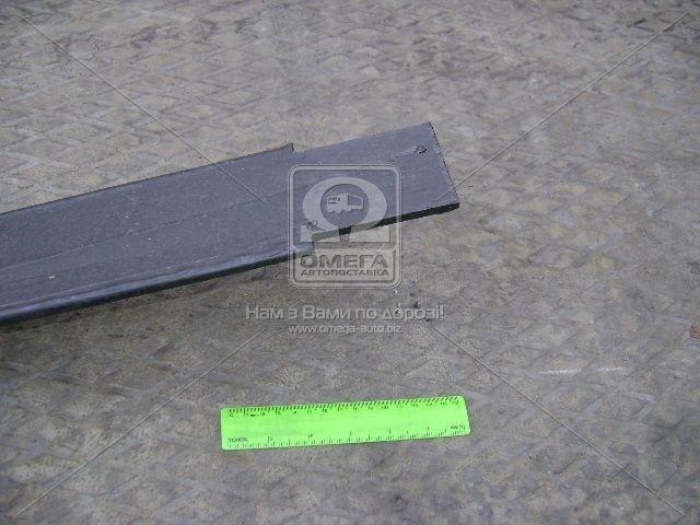 Лист рессоры №2 передней ГАЗ 33104 ВАЛДАЙ 1650мм (пр-во ГАЗ) (арт. 33104-2902102-01)