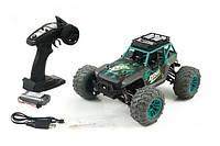Машинка на радиоуправлении 1:12 UJ Toys Pioneer 4WD (зеленый), фото 1
