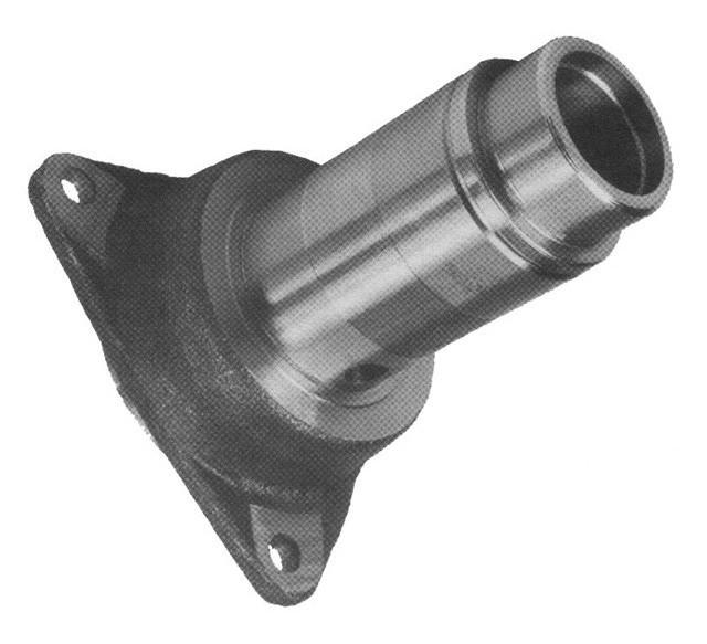 Гнездо 70-1701186 (МТЗ, Д-240) подшипника редуктора