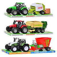 Трактор 4089-6089-7089 B, 3 вида