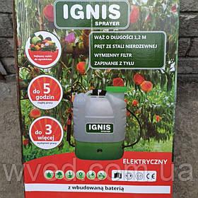 Аккумуляторный опрыскиватель Ignis OEB1-16