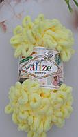 Alize Puffy №13 світло-жовтий