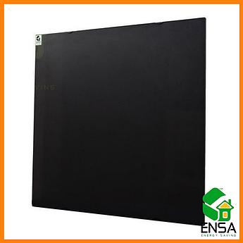 Обогреватель инфракрасный ENSA CR500,черная керамическая панель 600х600х18мм, мощность 475 Вт