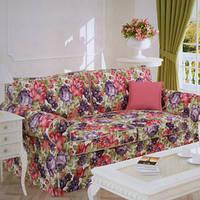 Ткани прованс Турция в цветы