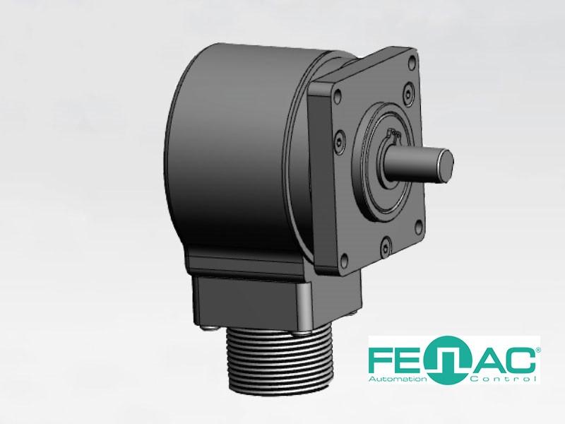 Энкодер круговых перемещений FNC 52D