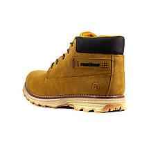 Ботинки зимние мужские Restime KMZ18061 кэмел (42), фото 2