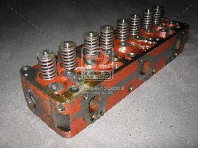 Головка блока двигатель Д 240,243 в сборе с клап. (пр-во ММЗ) (арт. 240-1003012-А1)