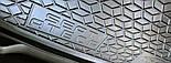 Коврик в багажник Seat Ateca 4WD (Avto-Gumm) пластик+резина, фото 2