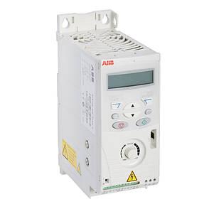Б/У Частотный преобразователь ABB ACS150-01E-02A4-2. Требует ремонта, фото 2