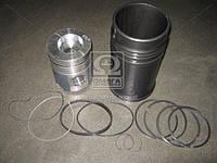 Гильзо-комплект ЯМЗ 240ПМ2 (гильза (фосф), поршень (траф.)+ к-т п/колец)(без пальца) гр.Б (МОТОРДЕТАЛЬ