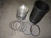 Гильзо-комплект ЯМЗ 240 (гильза (фосф), поршень (траф.)+ к-т п/колец) (без паль) гр.Б.П/К (МОТОРДЕТАЛЬ)
