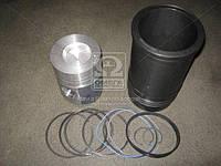 Гильзо-комплект ЯМЗ 240П (гильза фосфатированная, поршень(траф.)+ комплект п/колец)(без пальца)