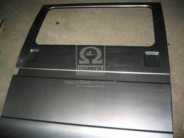 Дверь ГАЗ 2705 салона (сдвижная с окном, под грунтов.) (пр-во ГАЗ) (арт. 2705-6420014)