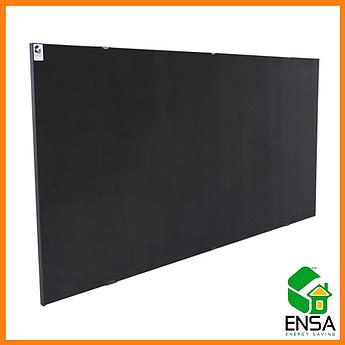 Обогреватель инфракрасный ENSA CR1000,черная керамическая панель 1200х600х18мм, мощность 950 Вт