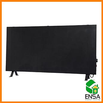 Обогреватель инфракрасный ENSA CR1000Т с терморегулятором,черная керамическая панель 1200х600х18мм, 950 Вт