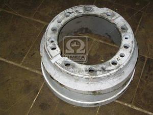 Барабан тормозной МАЗ (дисковые колеса) 10 шпилек (пр-во Беларусь) (арт. 64221-3502070)