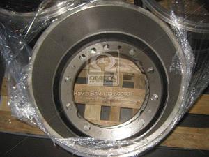 Барабан тормозной МАЗ (дисковые колеса) 10 шпилек  (арт. 64221-3502070-03)