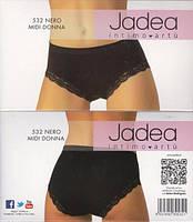 Jadea 532 чорні трусики-сліп класичної форми