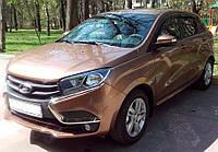 Дефлекторы (дефлекторы окон) Lada XRAY (GAB) с 2015 г.в. VT