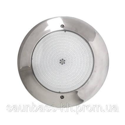 Прожектор світлодіодний Aquaviva HT201S 546LED (33 Вт) White сталевий
