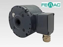 Энкодер FHD H100 для работы в тяжелых условиях 1024-2048 имп/об, 5-30В