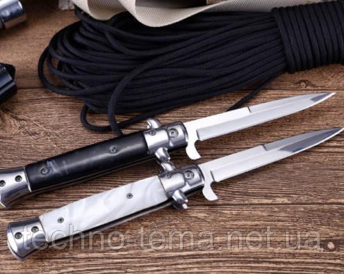 Выкидной нож стилет JGF103