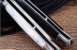 Выкидной нож стилет JGF103, фото 4