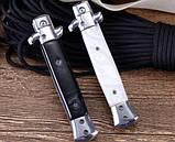 Выкидной нож стилет JGF103, фото 5