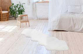 Ковер Rabbit Double Sheepskin white 60x180