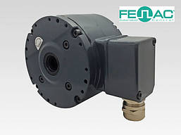 Энкодер FHD H100 для работы в тяжелых условиях 2048-10000 имп/об, 5-30В