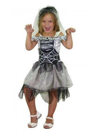 Костюм плаття Відьмочка - павучиха ABC (L), фото 2
