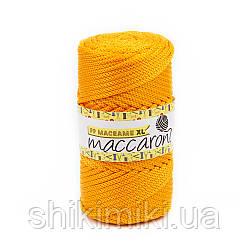 Трикотажный шнур PP Macrame Medium, цвет Оранжевый