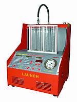 Установка для диагностики и чистки форсунок, 6 форсунок, ультразвуковая ванна Launch CNC-402A