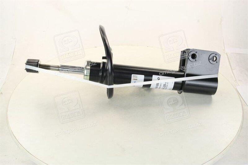 Амортизатор подвески СИТРОЕН, ПЕЖО передний  левый  газовый (пр-во SACHS) (арт. 314886)