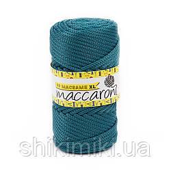 Трикотажный шнур PP Macrame Medium, цвет Морская волна