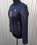 Модная женская демисезонная куртка,размеры:42-66., фото 3