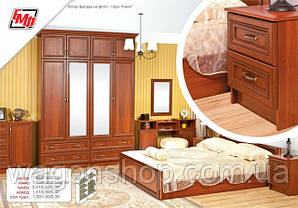 Спальня Лотос Люкс БМФ