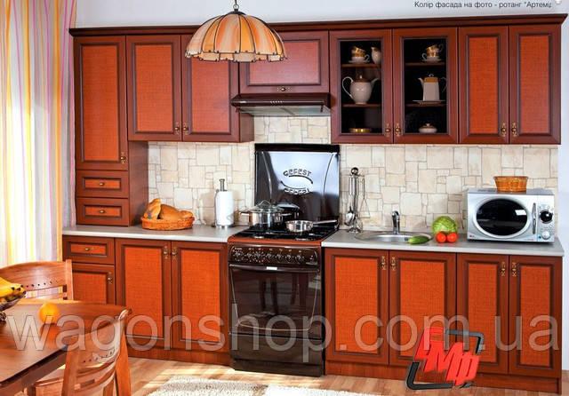 Кухня Оля Люкс 2,6 м БМФ