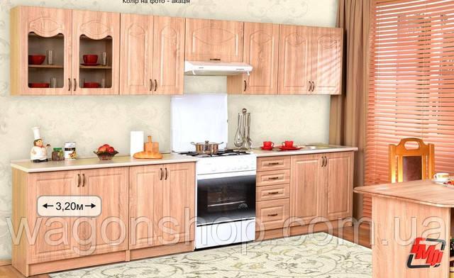 Кухня Оля тюльпан  патинована БМФ